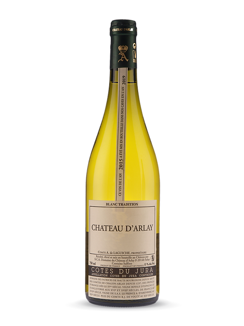"Château d'Arlay ""Tradition"" DOC Côtes du Jura"
