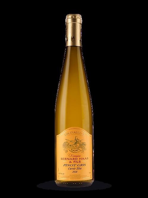 "Domaine Bernard Haas, Pinot Gris ""Cuvée Elsa"" - DOC Alsace"