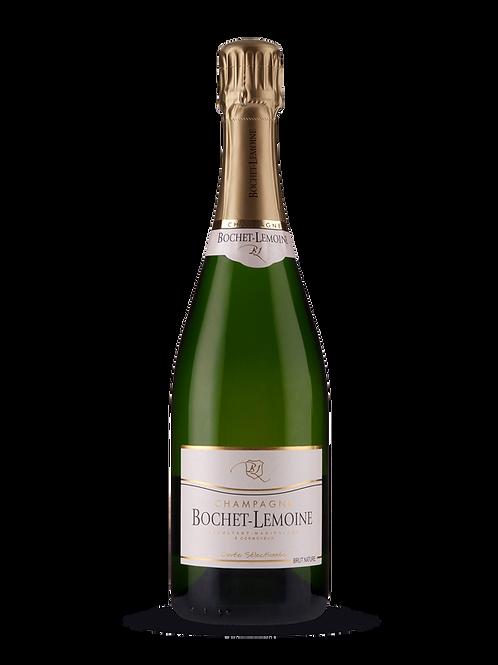 Champagne Bochet-Lemoine - Brute Nature - DOC Champagne