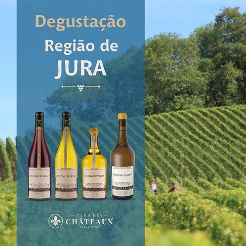 Degustação para Apaixonados - Região de Jura