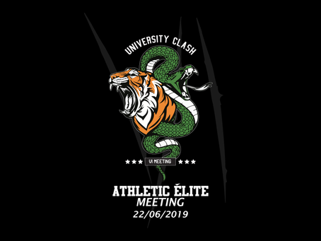 VI ATHLETIC ELITE MEETING