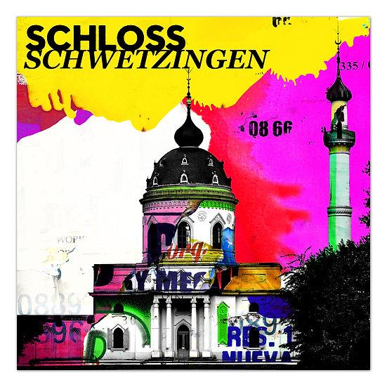 Schloss Schwetzingen Wandbild, Art2 Kunstraum Wandbilder, Shop, Kunst kaufen