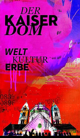 Kaiserdom Speyer Weltkulturerbe, Kunstdruck, Kunst, Online kaufen