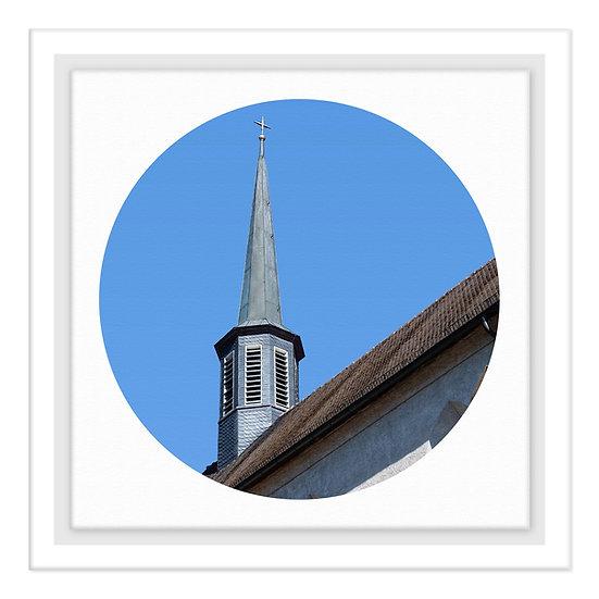 Speyer Kalender 2021, Ludwigskirche, Wandbild, Art2 Kunstraum, Fotografie Speyer, Pfalz,