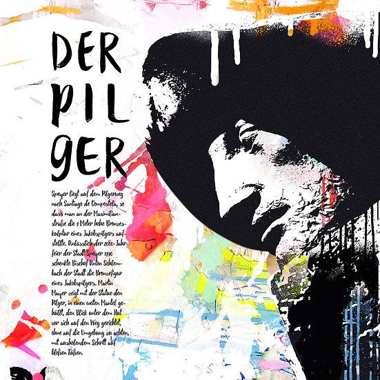Jakobspilger Speyer, Angebot, Kunstdruck, Kunst, Online kaufen