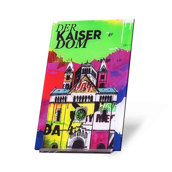 acrylbild Kaiserdom Speyer, art2 kunstraum, Fotogeschenke Speyer, Speyer artikel, online shop,