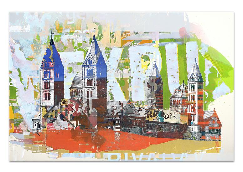 Kaiserdom, speyer, wandbilder, kunstraum, kunst, rabatt, online kaufen, leinwand, art, künstler, shop, angebote