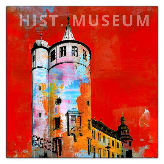 Museum Speyer Wandbild, Art2 Kunstraum, Speyer Artikel, Shop, Speyer Kunst