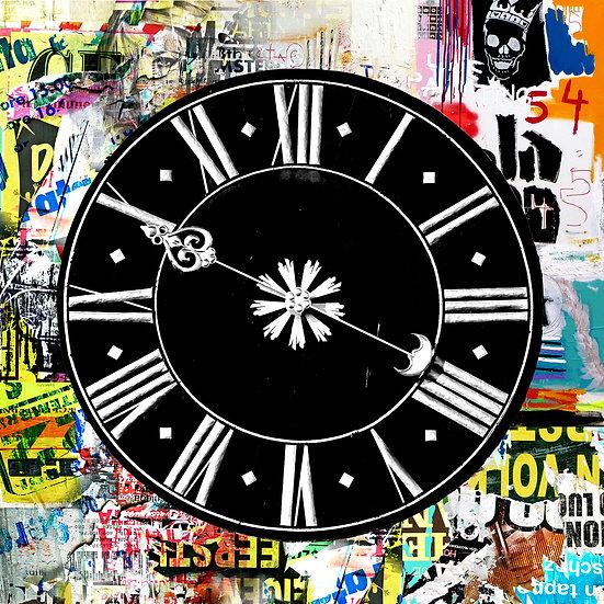 Altpörtel Uhren Speyer, Kunstdruck, Kunst, Online kaufen