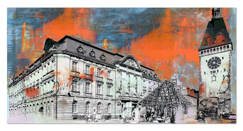 postgalerie Speyer, altportel Speyer wandbild, kunstbilder, art2 Kunstraum, moderne kunst, shop, Angebote, sale, Speyer