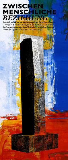 Skulptur, frankenthal, kunst Gemälde, Leinwand, kunst kaufen, Wandbilder, dekoration, modern, abstrakt, Einrichtung