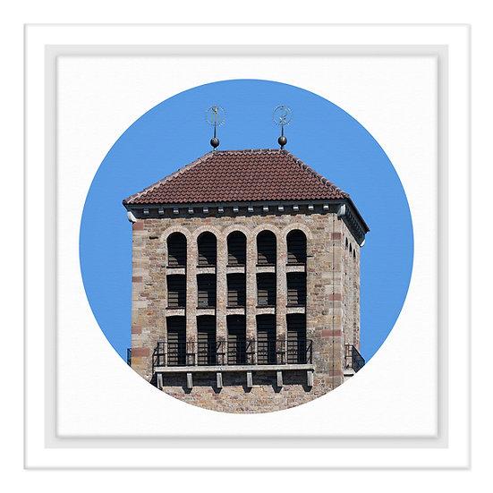 Speyer Kalender 2021, Bernhardskirche, Wandbild, Art2 Kunstraum, Fotografie Speyer, Pfalz,