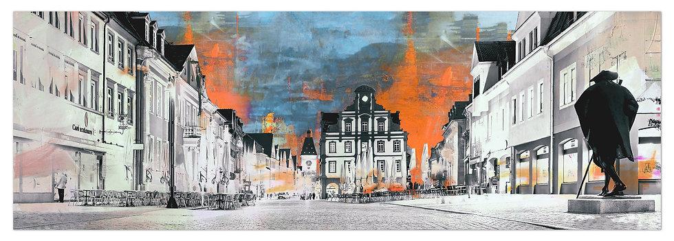 Speyer wandbild, Speyer Kunstbild, Leinwand Bilder, art2 kunstraum, dekoration, moderne Bilder von Speyer