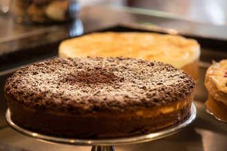 Hausgemachter Kuchen bei Amalie in Otterstadt