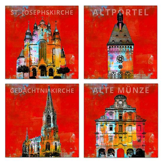 Glasuntersetzer speyer, speyer artikel, fotogeschenk Speyer, art2 Kunstraum, Kaiserdom Speyer, altpörtel Speyer,