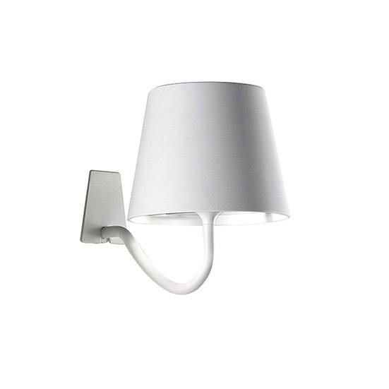 led Akku Wandleuchte Polina parete, art2 Kunstraum, moderne Lampen, shop design
