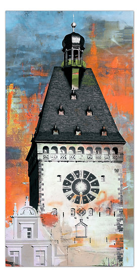 altpörtel Speyer wandbild, art2 kunstraum, Speyer kunstbilder, modern art, popart, altportel Speyer