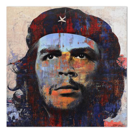 Che Guevara kunstbild, wandbild, art2 Kunstraum, Speyer, Che Guevara bild, modern, Dekoration, online kunst kaufen
