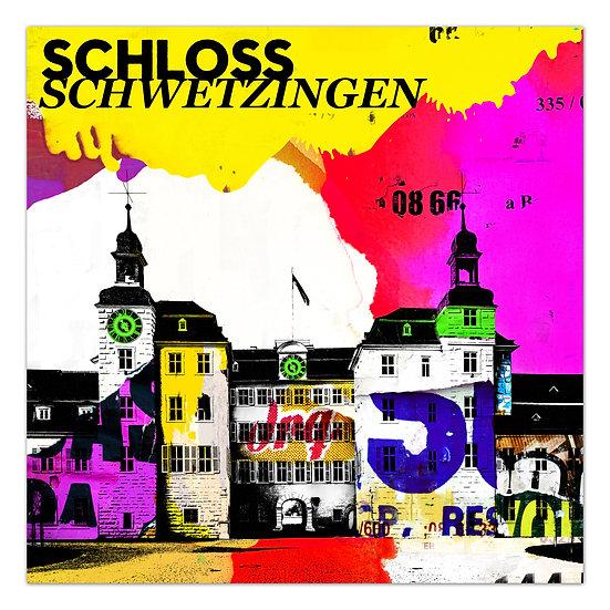 Schloss Schwetzingen, Art2 Kunstraum, Wandbilder Schwetzingen, Kunstbilder, Onlineshop
