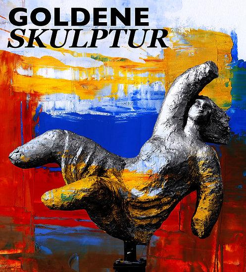 neustadt, goldene Skulptur, dekoration, Gemälde, Kunstdruck, Wandbild, Kunstraum, online kaufen, shop, kunst, Künstler