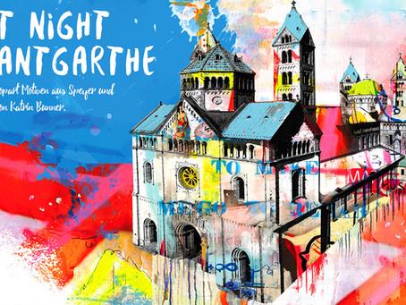 Speyerer Pop Art - Kunst trifft auf schrille Teller – ein Kulturabend für mehrere Sinne
