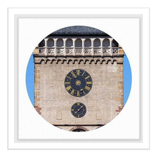 Speyer Kalender 2021, Altpörtel, Wandbild, Art2 Kunstraum, Fotografie Speyer, Pfalz,