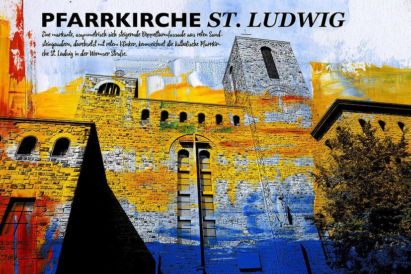 frankenthal, kunst, dekoration, wandbild, pfarrkirche, pfalz, online kaufen, Einrichtung