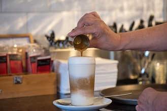 Kaffeevariationen im Amalie