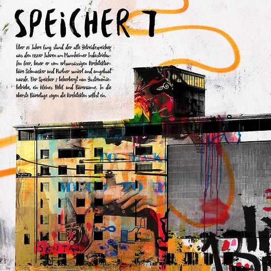 Speicher 7, mannheim, Kunstdruck, motive, modern, abstrakt, kunst, Künstler, dekorativ, Deko, Wandbild