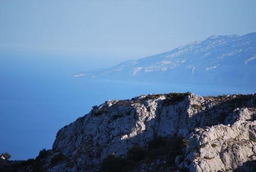 Panorama visibile dal Monte Tuttavista
