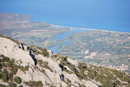 Panorama dal Monte Tuttavista