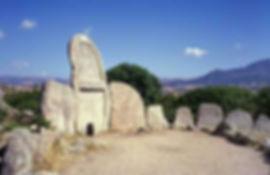 Dolmen Tomba