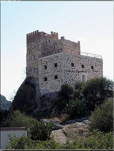 Castello Guzzetti Galtellì