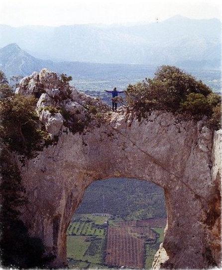 Sa Petra Istampata Monte Tuttavista Galtellì