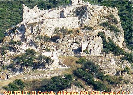 Castello di Pontes Galtellì