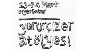 Başka Bir Atölye, 23-24 Mart tarihlerinde Yürür Çizer Atölyesinde.