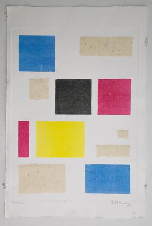Geometric Monotype 2
