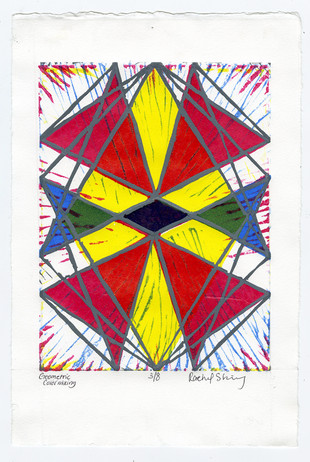 Geometric Color Mixing