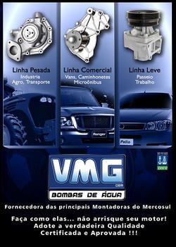 VMG bombas de agua