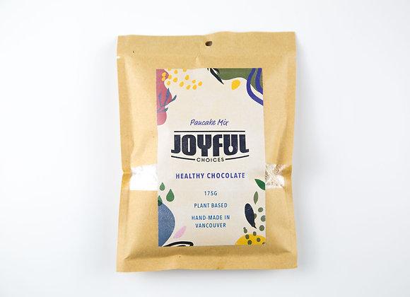 Chocolate Chip Oatmeal Pancake Mix (4 pack)   By Joyful Choices