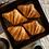 Thumbnail: Fresh Baked Butter Croissants (Box of 4) | By Steve's Gourmet Foods