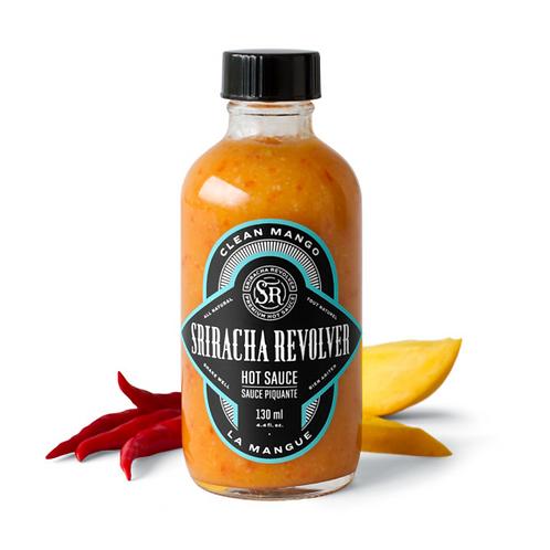 Clean Mango Sriracha Sauce | By Sriracha Revolver Hot Sauce