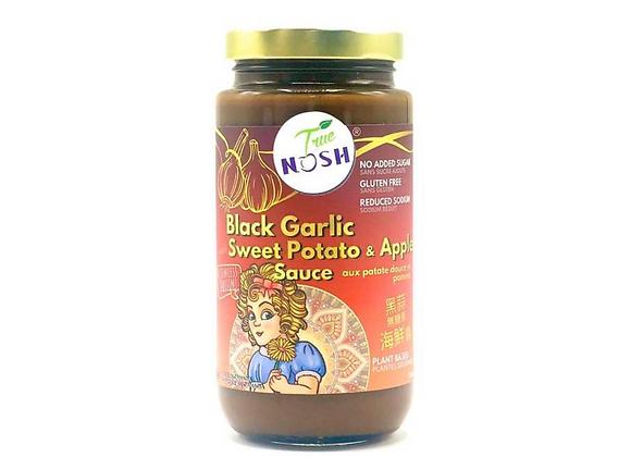 Black Garlic, Sweet Potato and Apple (Hoisin) Sauce  | By The True Nosh Company