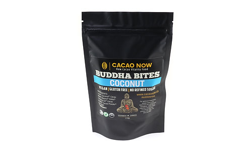 Buddha Bites - Coconut | By Cacao Now