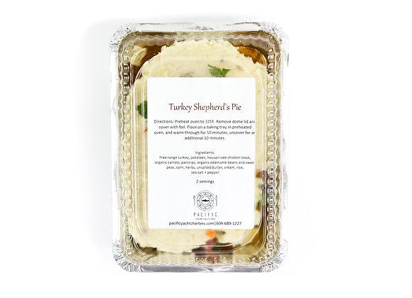 Turkey Shepherd's Pie (Frozen)   by PYC Off-The-Boat To Go