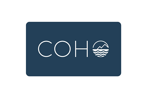 Coho Coffee Gift Card (Physical Gift Card)