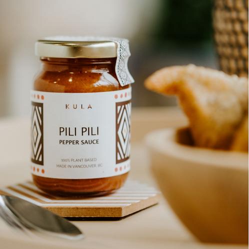 Pili Pili Sauce   By Kula Foods