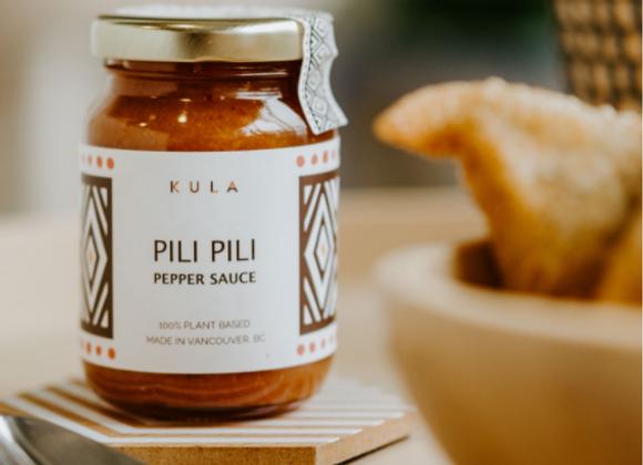 Pili Pili Sauce | By Kula Foods