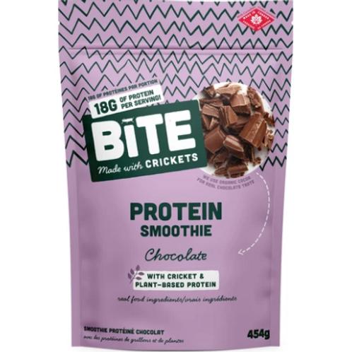 Chocolate Cricket & Plant-Based Protein Powder | Bite Snacks