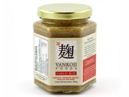 Garlic-Koji | By Van Koji Foods
